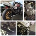 XJR エンジン メンテナンス