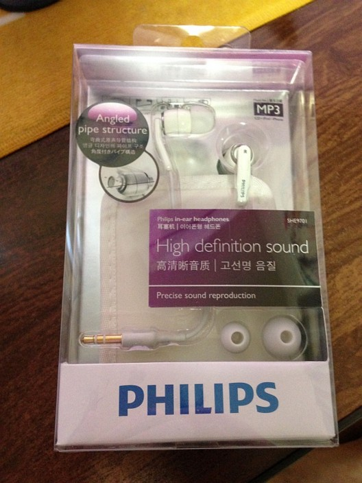 PHILIPS SHE9701A (2015年)