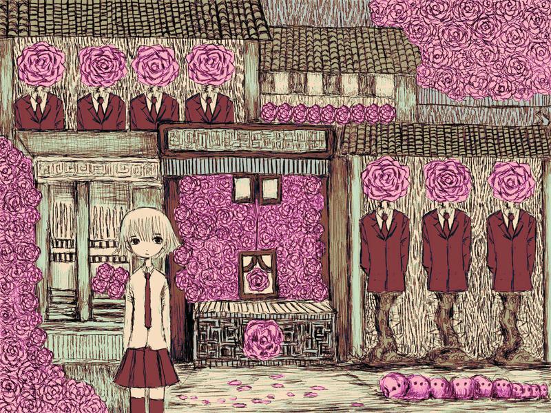 薔薇の葬式