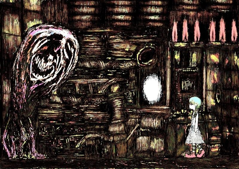 地下室のきみ