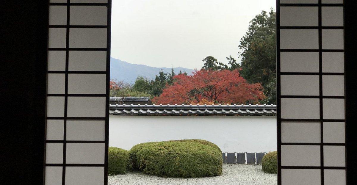 正伝寺の紅葉2017