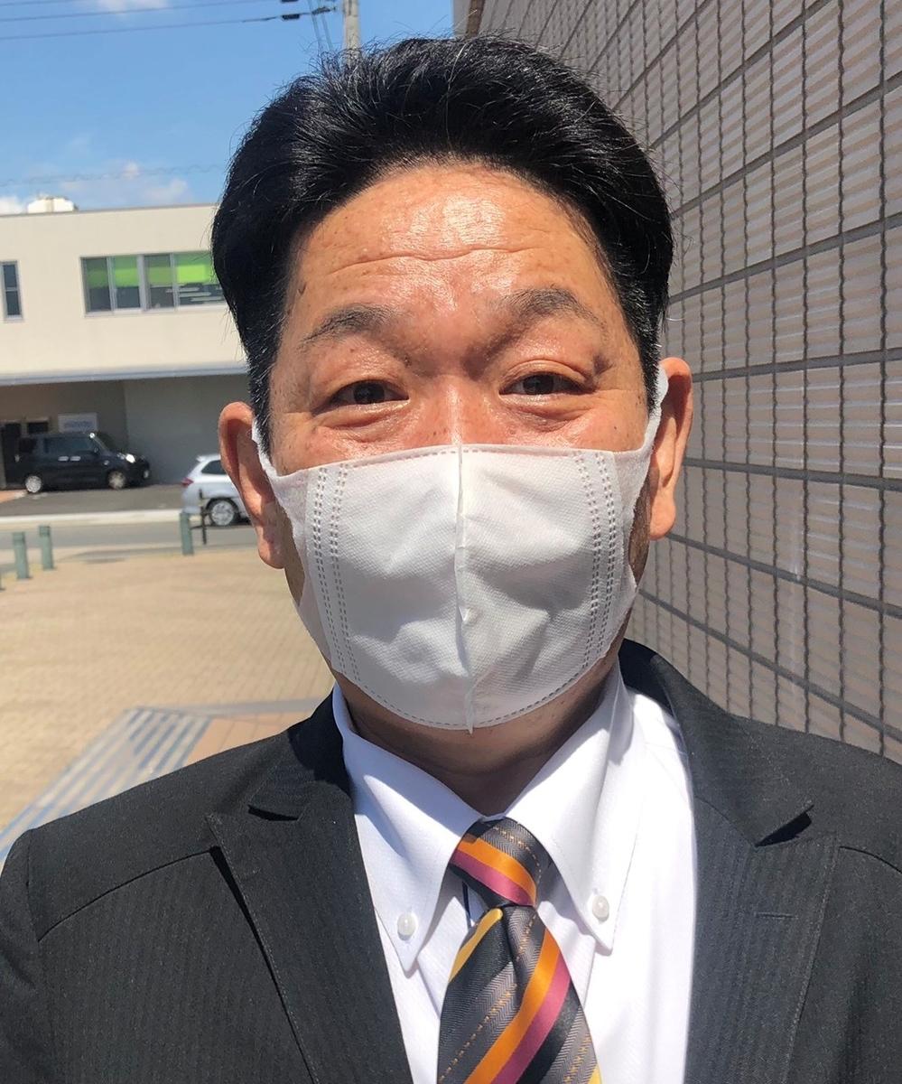 大阪MK 北営業所 村井 雅秋 社員