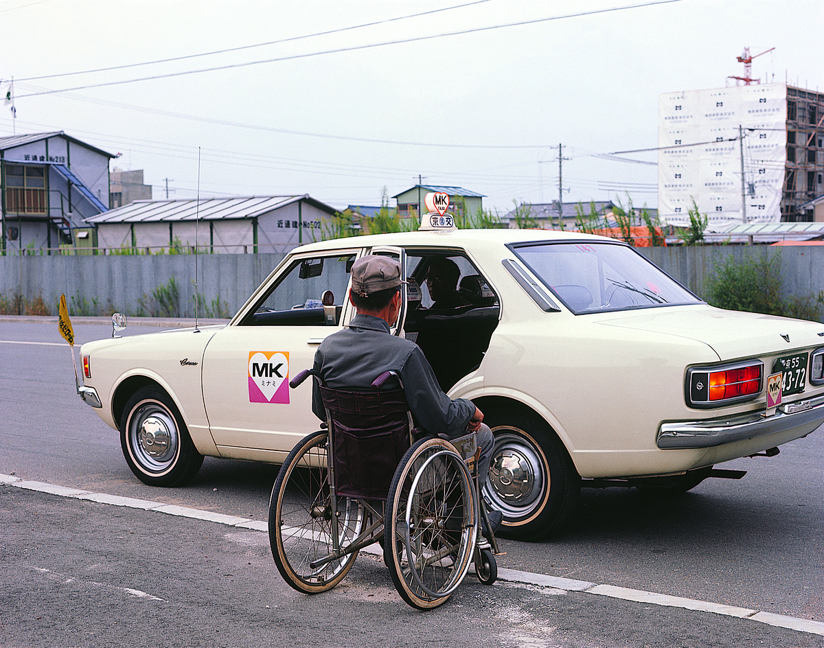 1972年10月 「身体障害者優先」確立