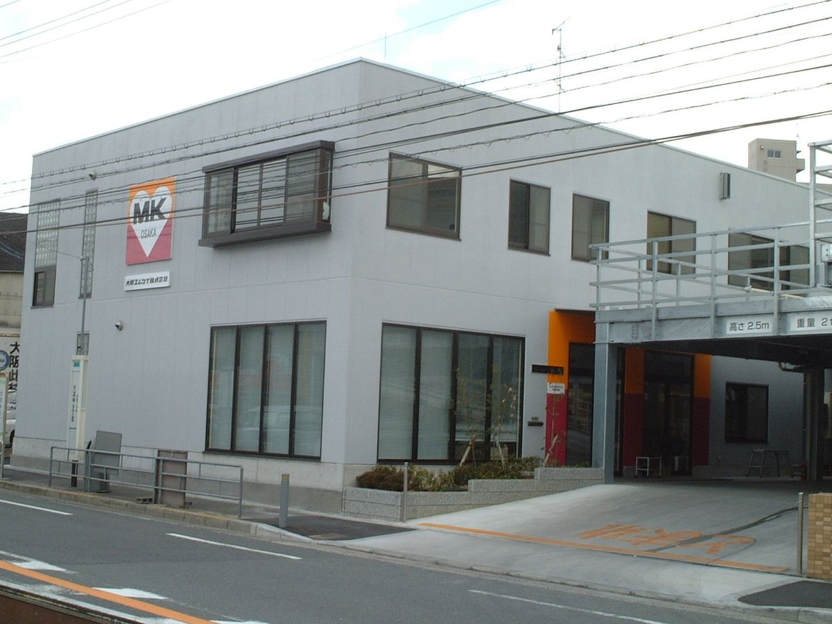 2002年6月 大阪にてタクシー営業開始