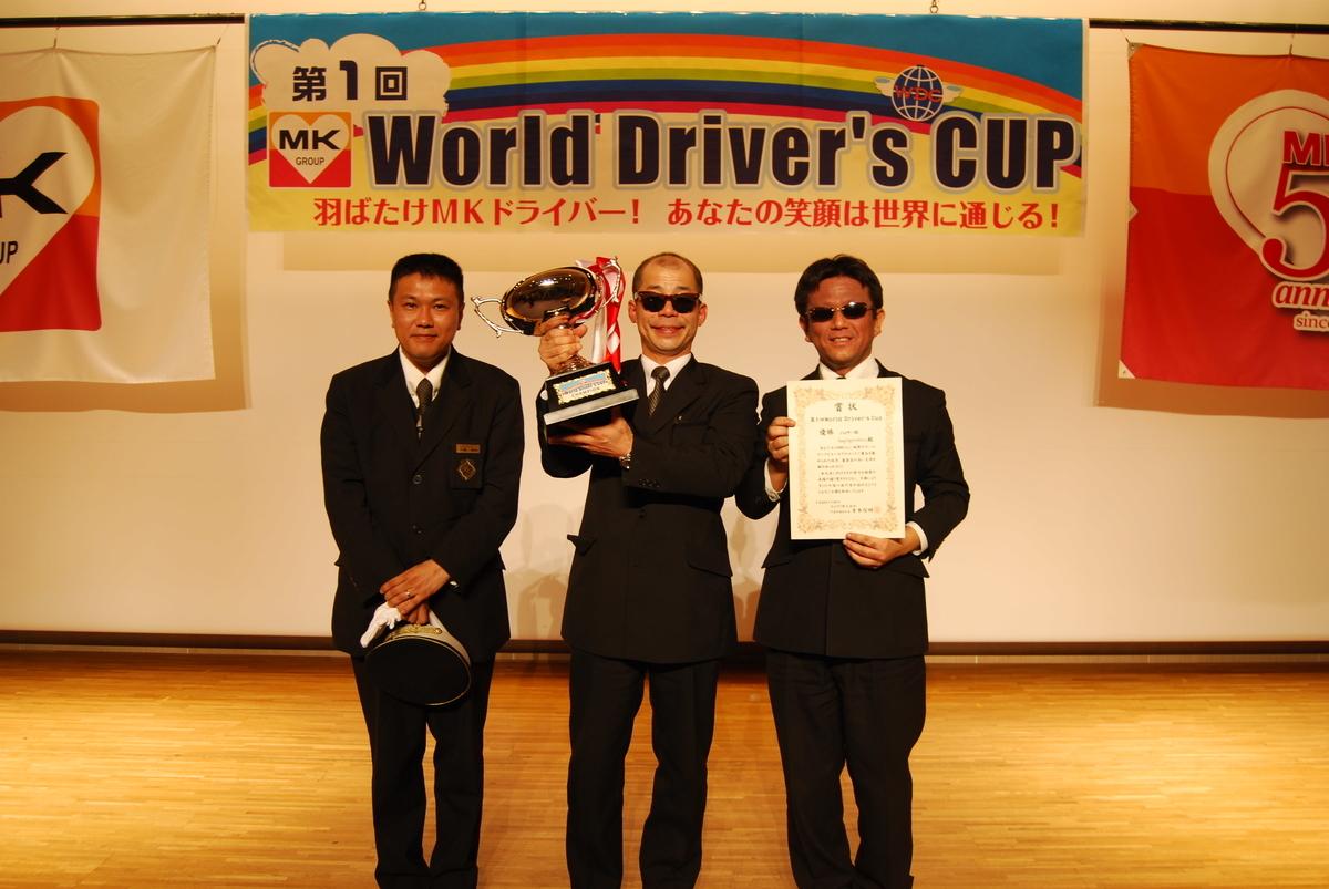 2011年1月 第1回ワールドドライバーズカップ開催