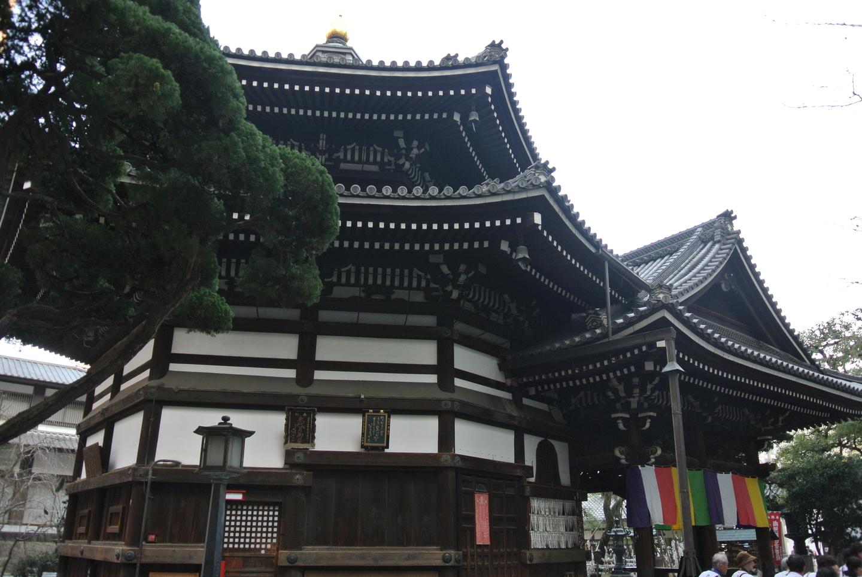 六角堂 頂法寺