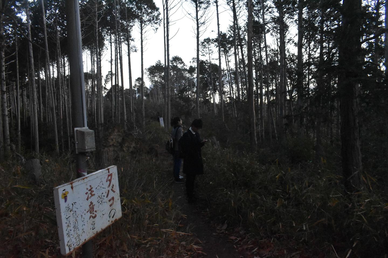 稲荷山 7:02 撮影:MKタクシー