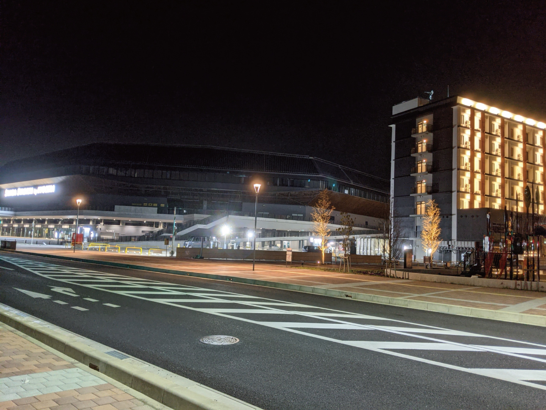 JR亀岡駅北口