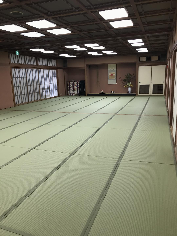 56畳の大広間