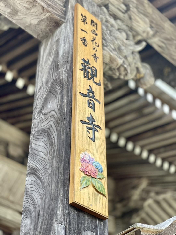 関西花の寺第一番 観音寺 2021年6月11日 撮影:MKタクシー