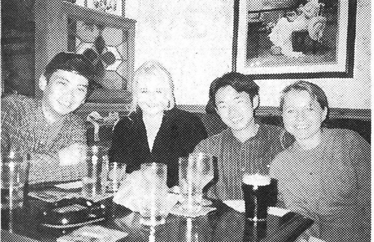 現地での思い出の一コマ MK新聞1996年10月16日号より