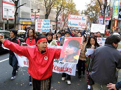 人権デー パレード @渋谷 Human Rights Day Parade @Shibuya