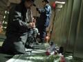 <パレスティナに献花を! 4月17日の声>