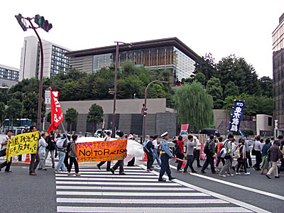9.26「高校無償化」からの朝鮮学校排除に反対する全国集会