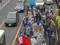 すべての貧者のための水曜・土曜連続デモ 亀戸一周デモ