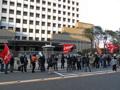 がくろう神奈川とあらゆる運動への弾圧を許さない4・8神奈川集会と