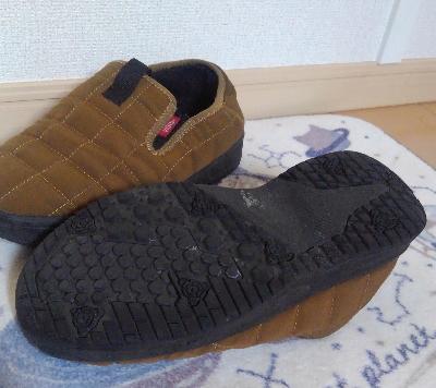 VANSの冬靴