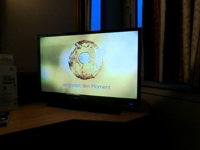 ドイツのテレビCM