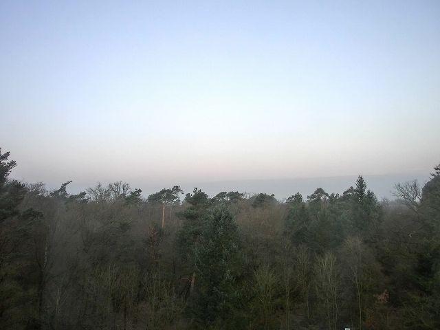 ドイツの朝