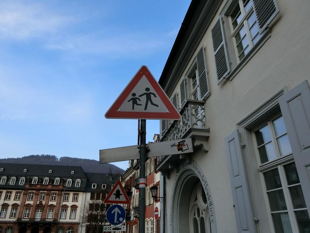 道路の標識