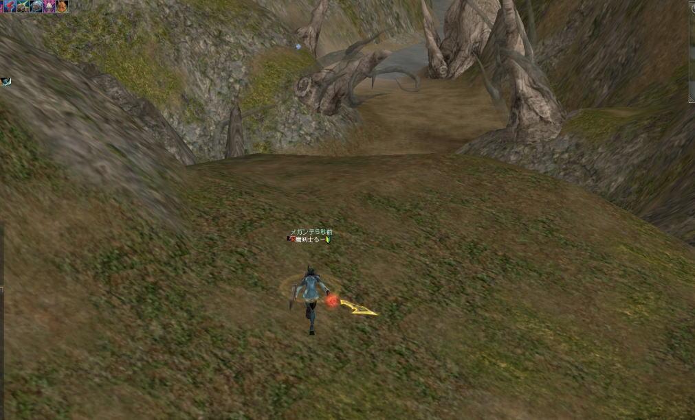 洞窟を探す