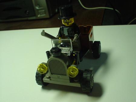 LEGO 7424 Black Cruiser