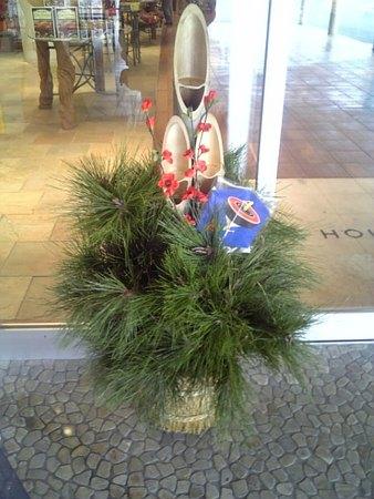 門松, 沖縄市のプラザハウスにて, 2008-01-02