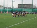 2012/4/30 オープン戦(新人)vs早稲田@上井草