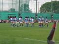 2012/4/30 オープン戦(A戦)vs早稲田@上井草