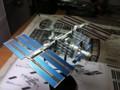 トミーテック『技MIX』 ISS(国際宇宙ステーション)・完成時