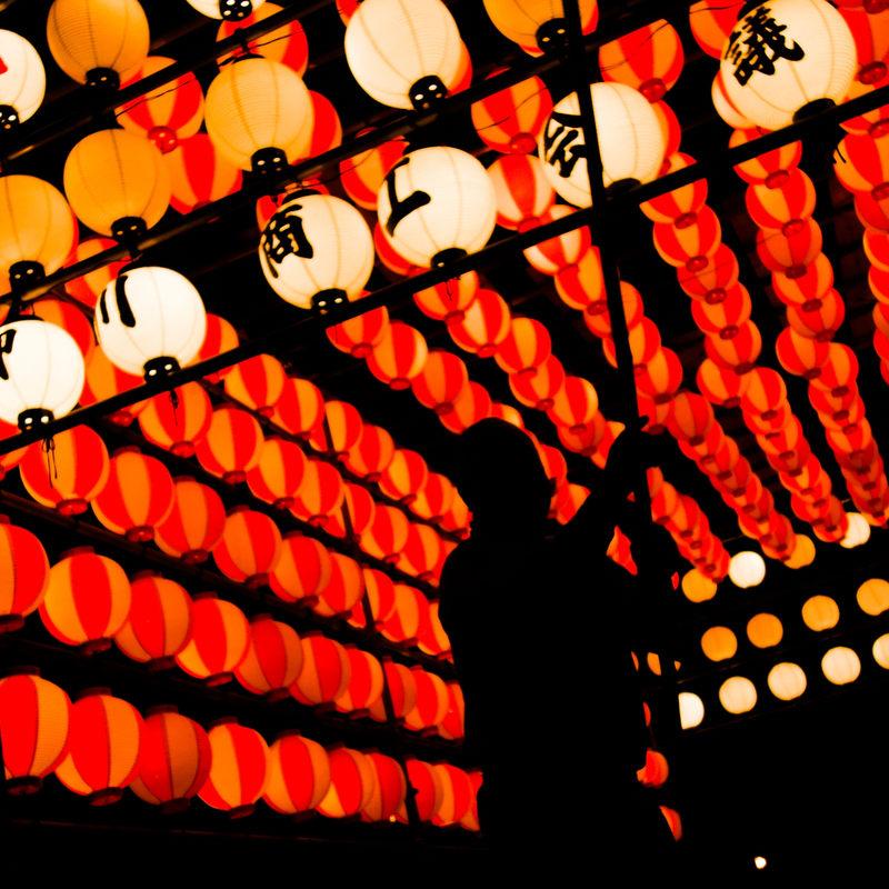 柳川白秋祭の写真(Lightroom CC モバイル版で補正)