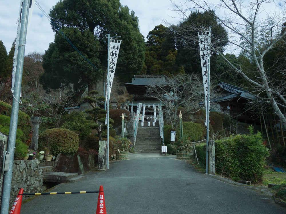 大津山神社