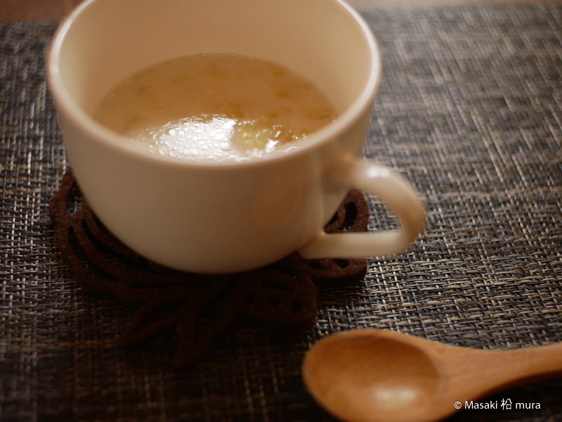 大牟田ランチ創作キッチン 「集」 Atsumariのスープ