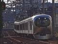 朝日のラビュー 西武鉄道