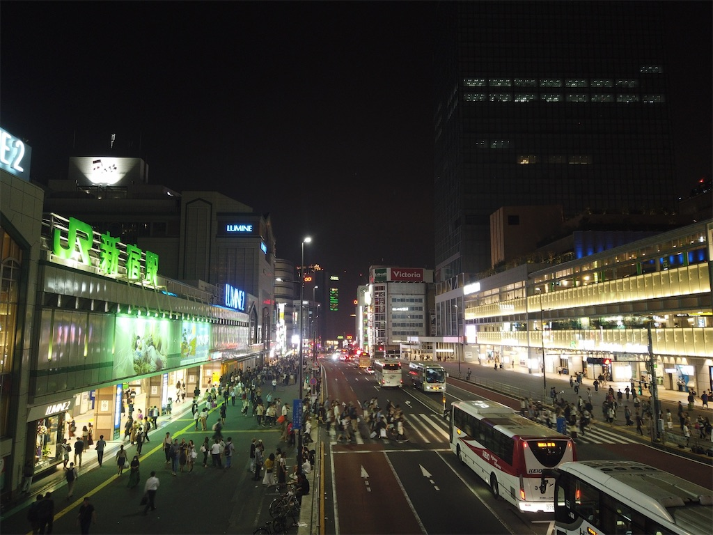 地方オタクが上京したら遠征費は節約できるのか検証してみたの画像