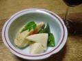 2010/07/13 巾着卵と高野豆腐