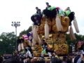 2010/10/16 新居浜太鼓まつり