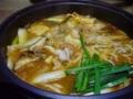 2010/12/18 キムチ鍋