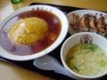 2012/01/09 大阪王将 ふわとろ天津飯