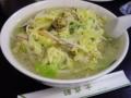 2012/04/18 太成軒 チャンポンメン