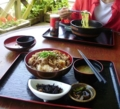 2012/06/10 野呂高原ロッジ 猪丼