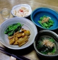 2012/10/29 煮アナゴ等