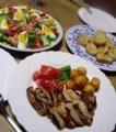 2012/11/22 鶏肉塩麹焼き