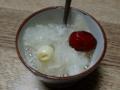2013/11/14 白キクラゲ・蓮の実・紅ナツメの中華デザート