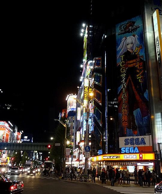 2013/11/16 秋葉原電器街