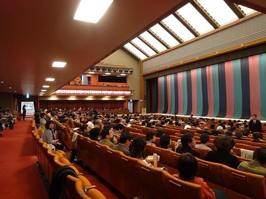 2013/11/17 歌舞伎座