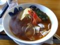 2014/02/01 もんごい亭 トマトチゲ麺