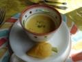 2014/02/11 シェ・ヤマライ ニンジンのポタージュスープ