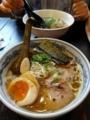 2014/09/27 麺屋元就 特武蔵ラーメン