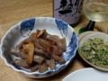 2014/11/10 コンニャクの煮物